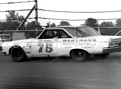 Indianapolis Fairgrounds, Butch Hartman, 1966, USAC