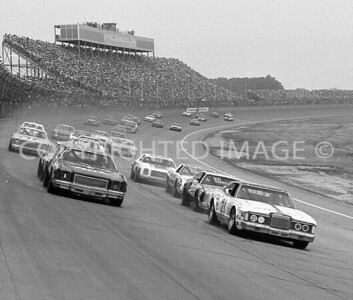 Michigan Int, Start Race,  NASCAR, 1979
