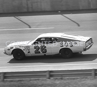 Michigan, Earl Brooks, 1970, NASCAR