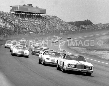 Michigan Int, Start Race, NASCAR, 1978