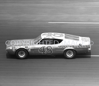 Michigan, James Hylton, 1970, NASCAR