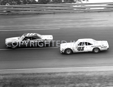 Michigan, Bay Darnell and Norm Nelson, 1970, USAC