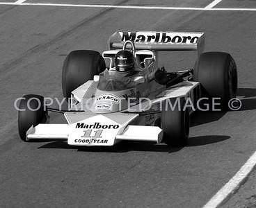 Mosport, James Hunt, 1976