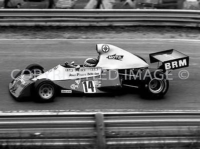 Mosport, Jean Pierre Beltoise, 1974