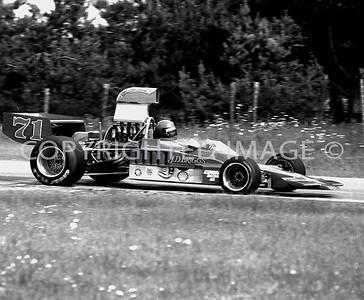 Mosport Canada, John Bridges, 1976