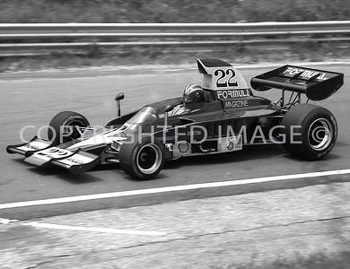 Mosport Canada, John Benton, 1976