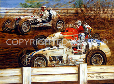 Terre Haute, Racing, Foyt, Hutubise, Jones, 1961