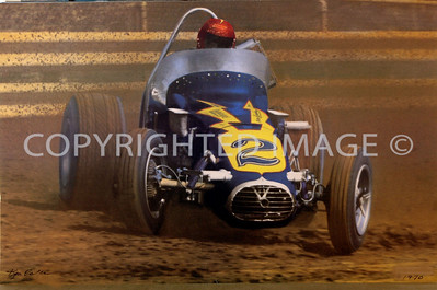 Sedalia, Al Unser, Hot Lapping