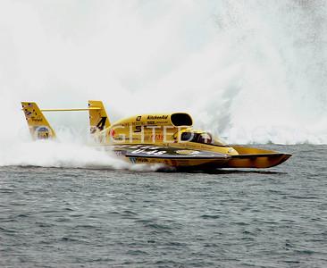 Detroit River, U-48, 2009