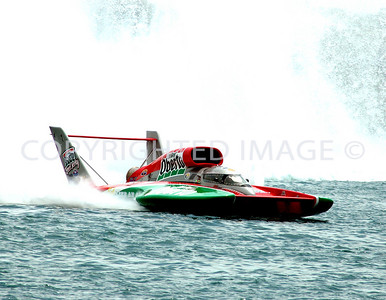 Detroit River, Miss Oh Boy Oberto, 2009