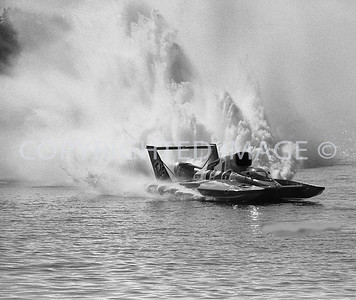 Detroit River, Miss Tide, 1992