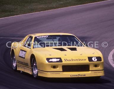 Mid Ohio, Mario Andretti, 1987