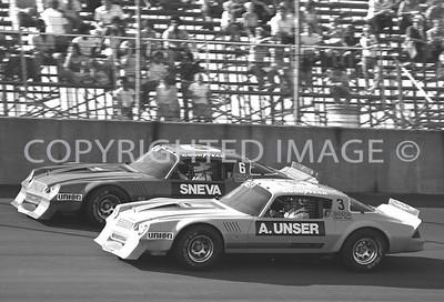 Michigan, Al Unser, Sneva, 1978