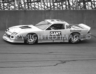 Michigan, Winner, Harry Gant, 1985