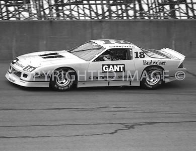 Michigan, Winner, Harry Gant, 1985