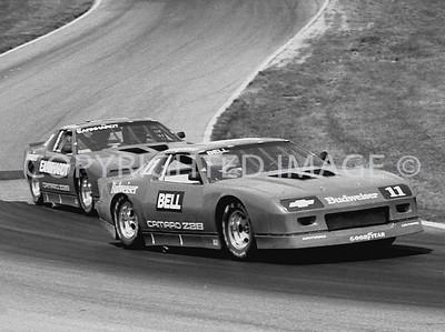 Mid Ohio, Dereck Bell, Dale Earnhardt, 1985