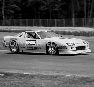 Mid Ohio, Jochen Mass, 1985