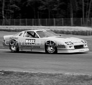 Mid Ohio, Jochen Mass, 1985