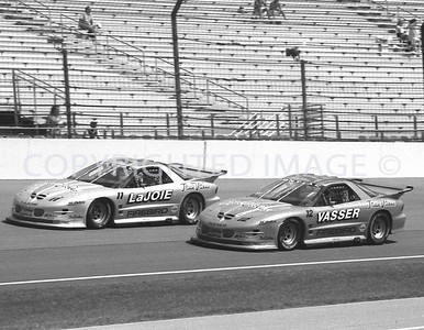 Indianapolis, Jimmy Vasser, Randy LaJoie, 1998