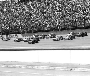 Michigan, Start IROC Race, 1989