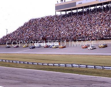 Michigan, Race Start, 1984, IROC