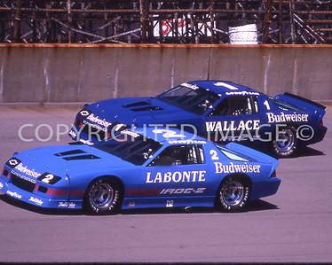 Michigan, LaBonte, Wallace, Speed, 1989