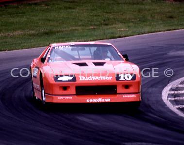 Mid Ohio, Winning Car, Bobby Rahal, 1987