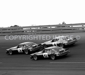 Michigan, Petty, Allison, Scheckter, IROC Race, 1974