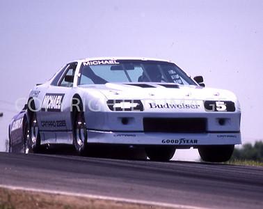 Mid Ohio, Michael Andretti, 1987