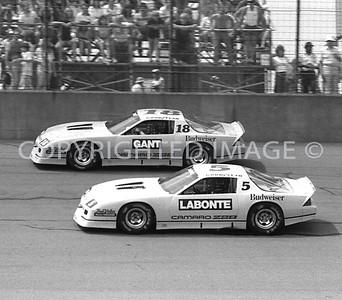 Michigan, Gant, LaBonte Battle For Win, 1985