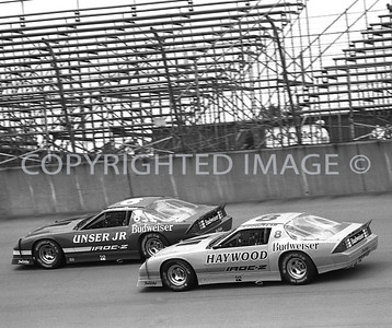 Michigan, Haywood, Unser Jr, 1989