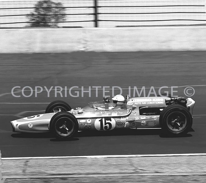 Indianapolis, Mel Kenyon, 1967