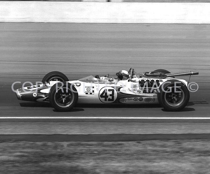 Indianapolis, Jackie Stewart, 1966