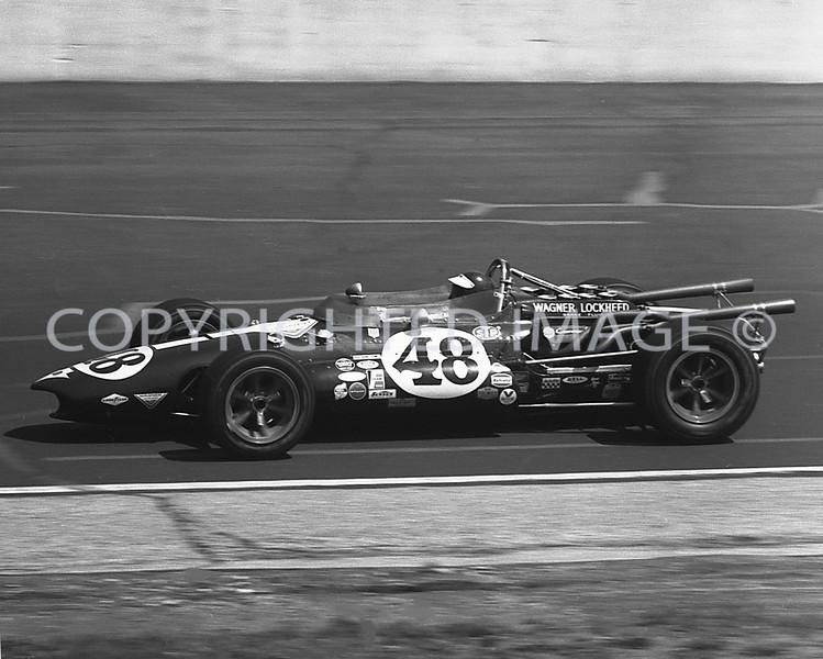 Indianapolis, Jochen Rindt, 1967