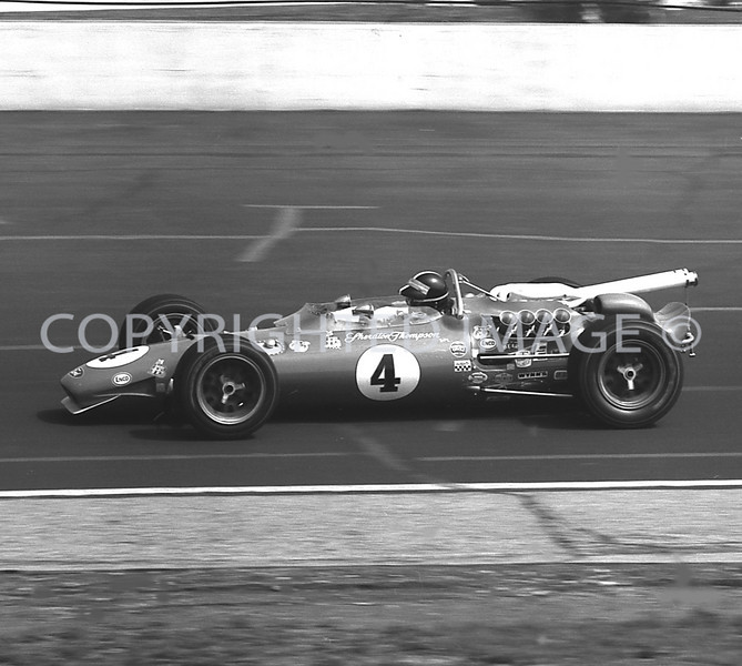 Indianapolis, Joe Leonard, 1967