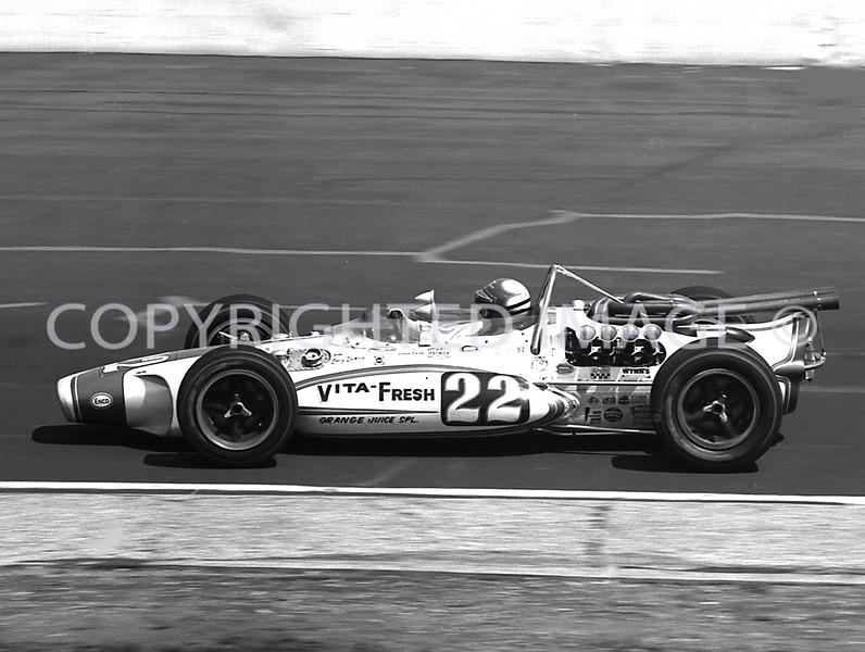 Indianapolis, Larry Dickson, 1967