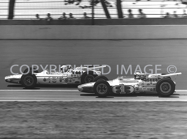 Indy Cars 1960s