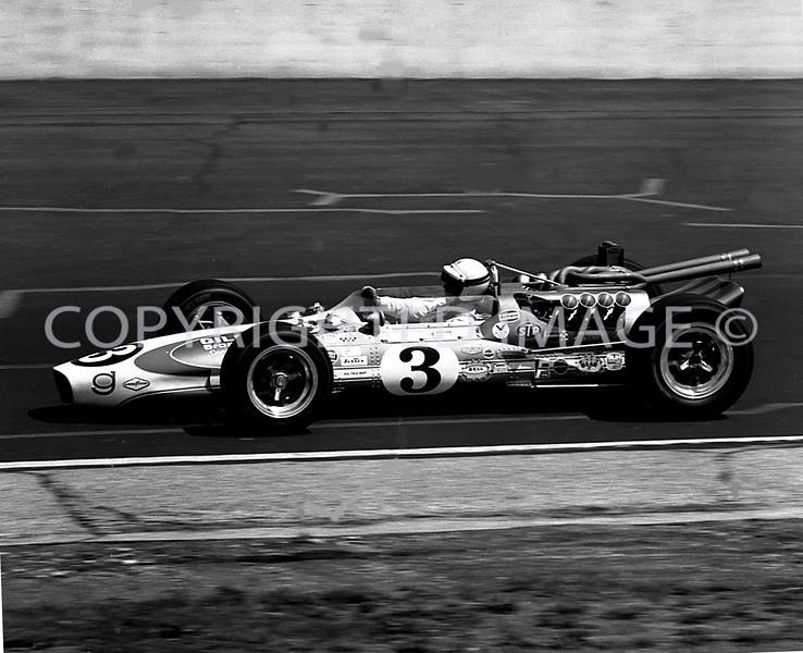 Indianapolis, Gordon Johncock, 1967