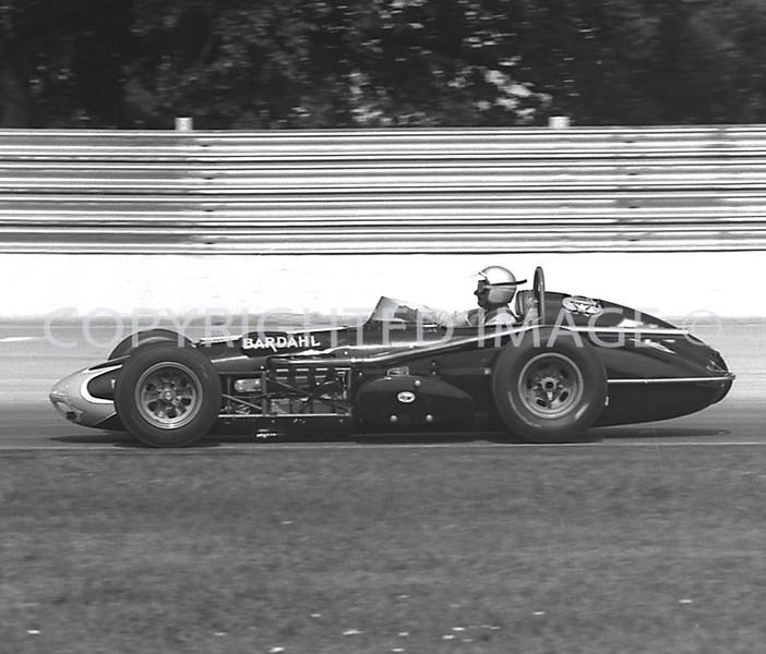 Milwaukee, Al Miller, 1963