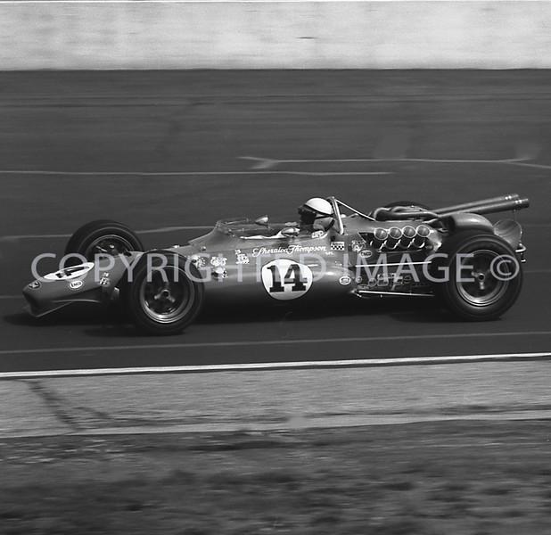 Indianapolis, Foyt, 1967
