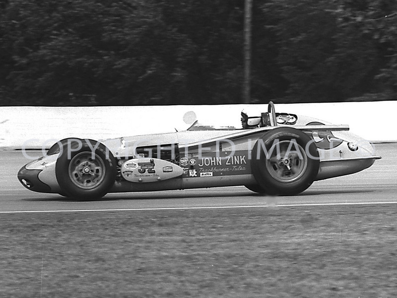 Milwaukee, Jim Hurtubise, 1962