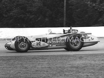 Milwaukee, Jim Hurtubise, 1962