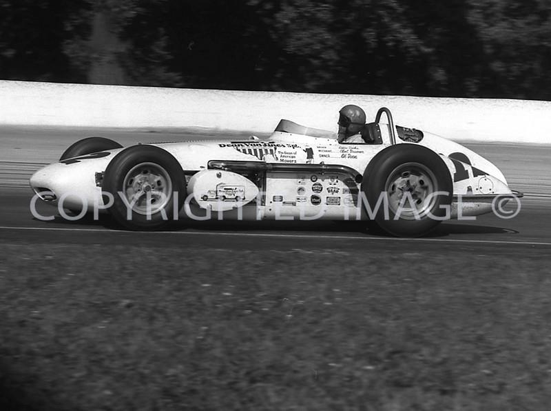 Milwaukee, Eddie Sachs, 1961