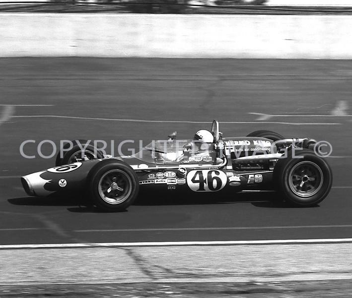 Indianapolis, Bob Veith, 1967