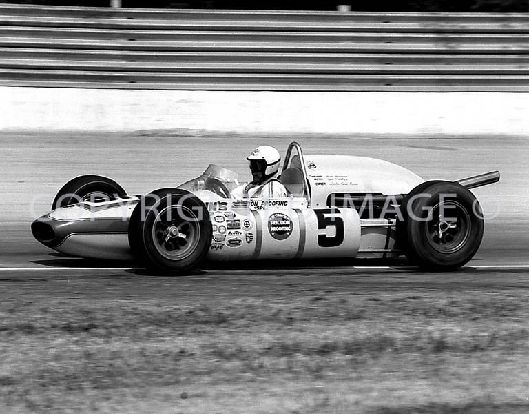Milwaukee, Don Branson, 1964