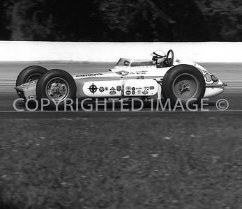 Milwaukee, Jim Hurtubise, 1961