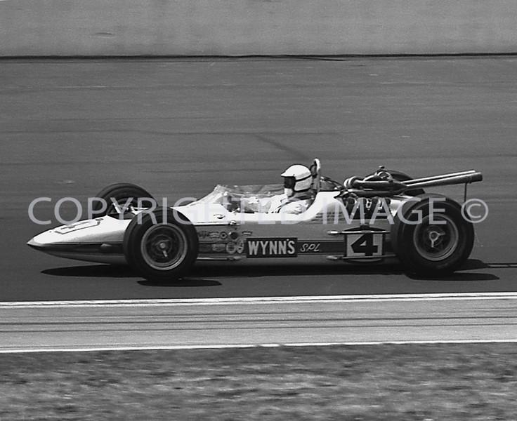 Indianapolis, Don Branson, 1965