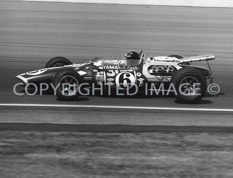 Indianapolis, Joe Leonard, 1966