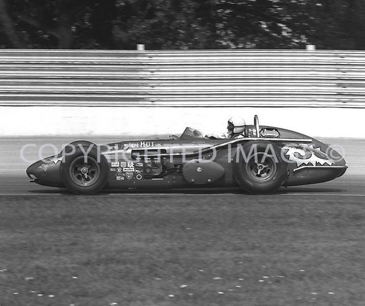 Milwaukee, Jim Hurtubise, 1963