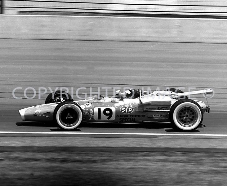 Indianapolis, Jimmy Clark, 1966